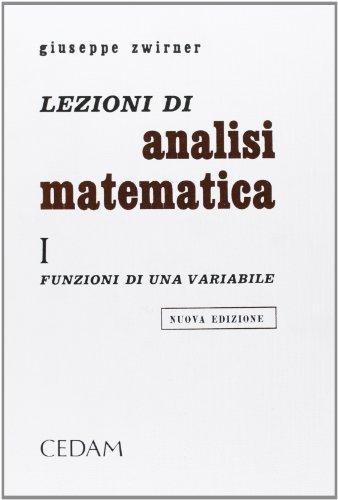 Lezioni di analisi matematica: 1