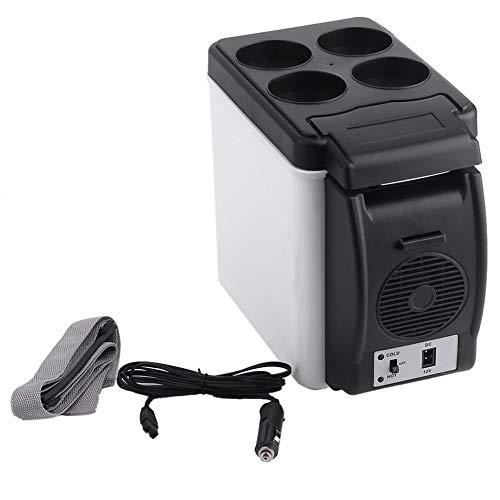 Home mall 6L 12V Auto Kleiner Kühlschrank Kühlschrank Kühler Wärmer Keine Notwendigkeit für Kältemittel