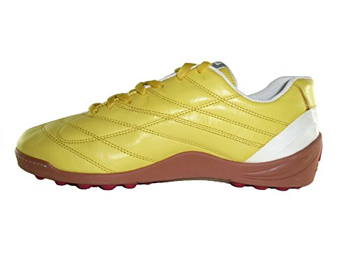 AGLA , Chaussures pour homme spécial foot en salle Jaune