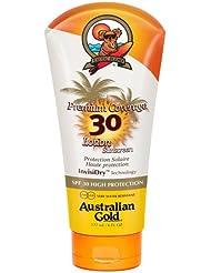 Australian Gold Premium Coverage Lotion sans Agent Bronzant...