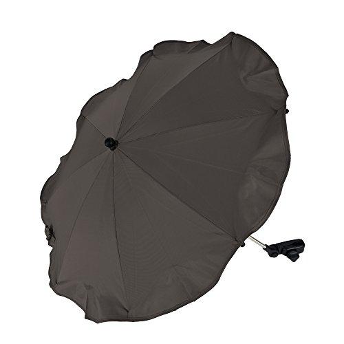 Altabebe AL7000-11 Sonnenschirm 70 cm Durchmesser mit UV-Schutz, dunklegrau
