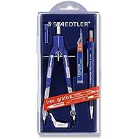 Staedtler Mars Comfort 552 01 PR1. Compás de ajuste rápido con patas articuladas