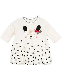 Catimini Robe Jers Boule, Vestido para Bebés