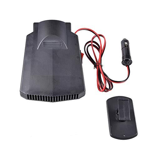 Yunt 12v -200w stufetta portatile per auto termoventilatore elettronico ventilatore auto del riscaldatore riscaldamento warmer sbrinatore demister