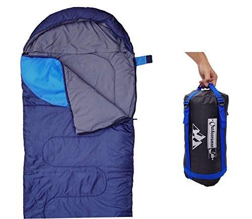 47F//38F Outdoorsmanlab Sac de couchage léger camping la randonnée outdoor