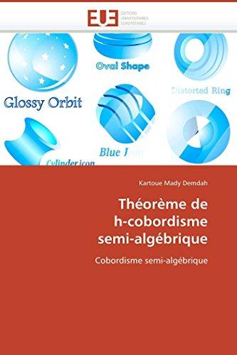 Théorème de h-cobordisme semi-algébrique par Kartoue Mady Demdah