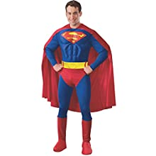 Rubie's Official Superman Classic, Adult Costume, Small