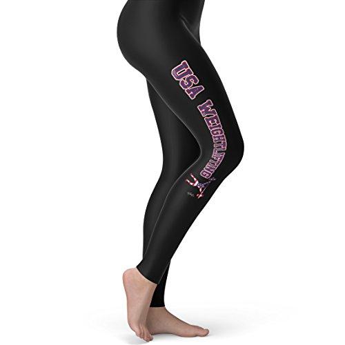 TWISTED ENVY - Legging sculptant - Femme Noir