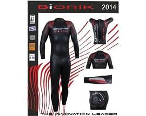 Aquaman - Combinaisons de sports nautiques - Aquaman Bionik 2014 Combinaison Homme