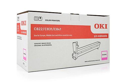 Preisvergleich Produktbild Original Bildtrommel passend für OKI C 822 Series OKI C822 44844406 - Premium Trommel - Magenta - 30.000 Seiten