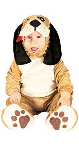 Costume da cane bimbo 1-2 anni