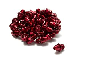 REVERSE Pins rouge Accessoire pédale