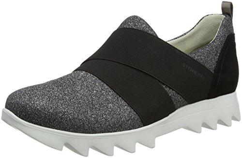 Stonefly Speedy Lady 6, Sneakers Basses Femme Noir (Nero 000)