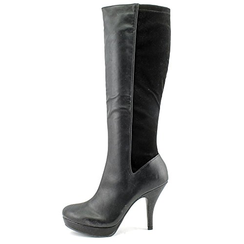 Unlisted Kenneth Cole File In Two Synthétique Botte Black