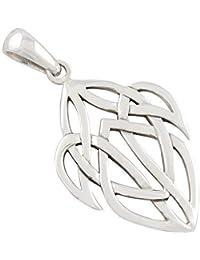 Keltischer Knoten, Anhänger aus 925-Silber