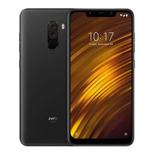 "Xiaomi Pocophone F1 - Smartphone Dual SIM 6:18"" (4G, Qualcomm Snapdragon 845 2.8 GHz, RAM 6 GB, memory 128 GB, GBal camera, Android) Gray [Spanish version]"