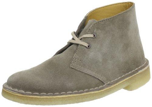 Clarks Desert Boot 20354414, Stivaletti donna Verde (Grün (Pale Green))