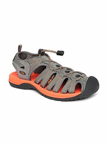 Boltio-Men-Grey-Orange-Sports-Sandals