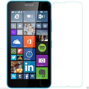 Snoogg Full Body Edge To Edge Anti Scratch 2.5D Round Edge Tempered Glass Screen Protector For Microsoft Lumia 640 Xl Full Body - White
