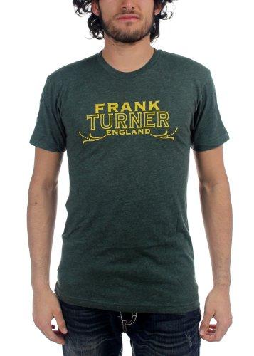 Frank Turner - Top - Uomo Nero  nero