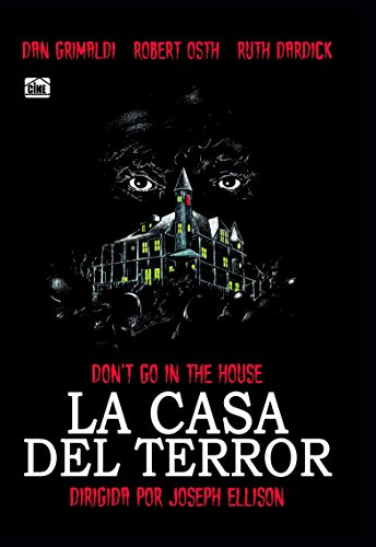 La Casa del Terror [DVD]