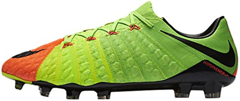 Nike Hypervenom Phantom 3 FG Suelo duro Adulto 42.5 bota de fútbol - Botas de fútbol (Suelo duro, Adulto, Masculino...