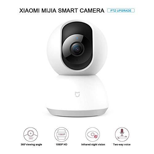 perfecthome Intelligente Kamera, 1080P Home 360-Grad-HD-Smart-Kamera