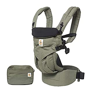 Ergobaby Babytrage für Neugeborene ab Geburt bis 20kg, 4in1 Omni 360 Khaki Green, Kindertrage Tragesystem (B0743KSS9Q) | Amazon price tracker / tracking, Amazon price history charts, Amazon price watches, Amazon price drop alerts