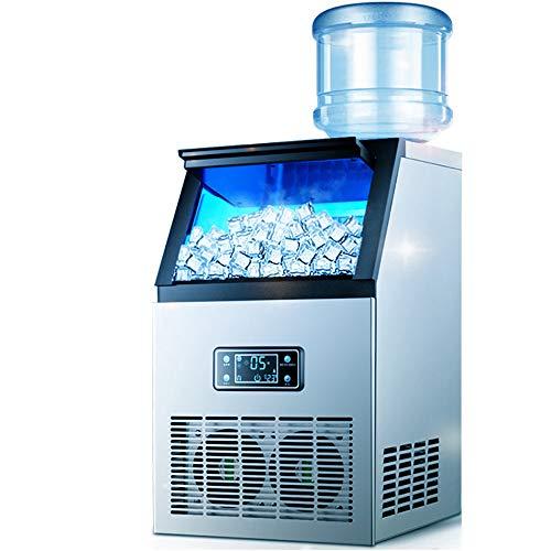 Eismaschine Kommerzielle Automatische Intelligente WasserküHler Eismaschine 10 Minuten EisküBel Wasser Optional Filter 50Kg / Tag Geeignet Bar Tea Shop Restaurant,Barrelwater - Kommerzielle Wasser-filter
