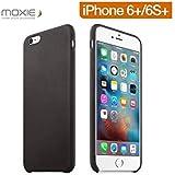 MOXIE Coque California Noire pour iPhone 6+/6S+