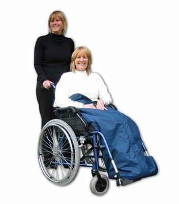 NRS Healthcare Sheerlines Windermere Leg Warmer Wheelchair Clothing