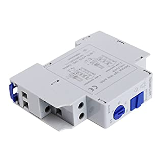 Freshsell Durable 16A DIN Rail Staircase Electronic Relay Switch Time Timer Fr Corridor AF