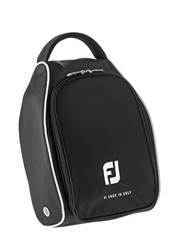 FootJoy Nylon Shoe Bag - Golf Shoe Bag (nylon) Couleur: Noir