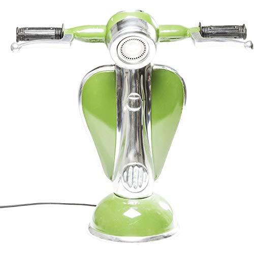 Kare design - Lampe à poser Vespa vert à LED Scooter