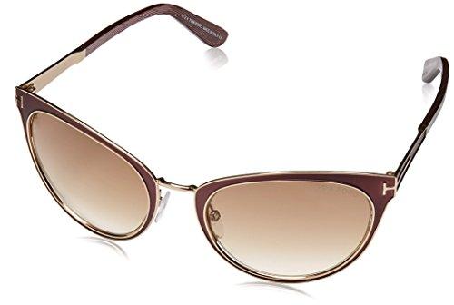 Tom Ford Sonnenbrille 1205284_48F (56 mm) braun