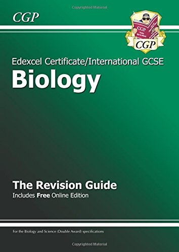 Edexcel Certificate/International GCSE Biology Revision Guide (with Online Edition)