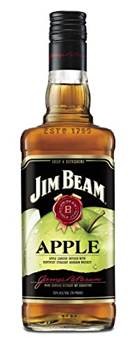 Jim Beam Apfel Whiskey-Likör (1 x 0.7 l)
