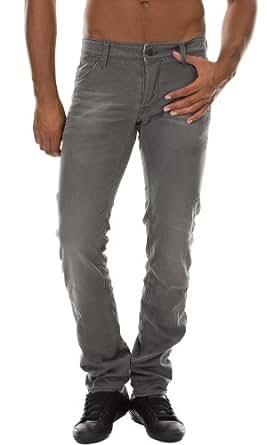 Jeans 711 Basic Gris WT86 Japan Rags W40 Homme
