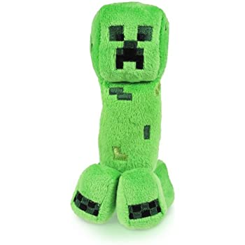Minecraft 7-inch Creeper Soft Toy
