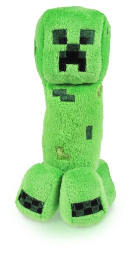 Minecraft 16522 - Plüschfigur Creeper -