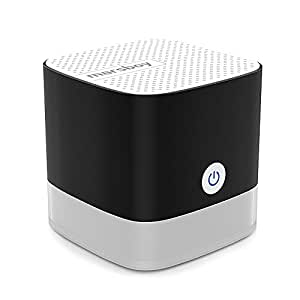 Wireless Bluetooth Speaker - Mini Bluetooth Speaker, Small Bluetooth Speaker with Big Sound and Heavy Bass, Compact Pocket Size Micro Bluetooth Speaker 15 Meter Wireless Range Up to 12 Hour Play Time