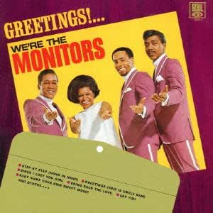 Greetings! We're the Monitors