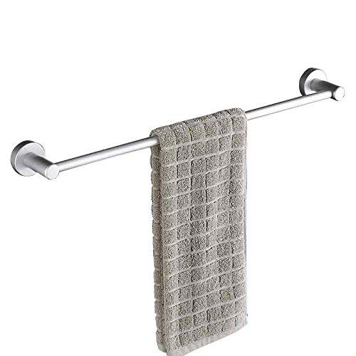 Wandun Spazio Di Asciugamani In Alluminio Barre Singola Barra