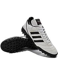 zhromgyay zapatos para hombre blanco fútbol Kaiser 5TF Botas de fútbol, hombre, blanco, 44