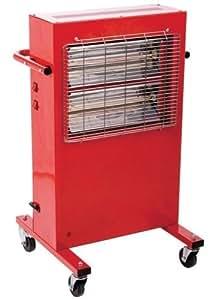 Prem-i-air Halogen Garage Heater 2.5m Power Cable 240V 3kw Ref EH0208 by Prem-i-air