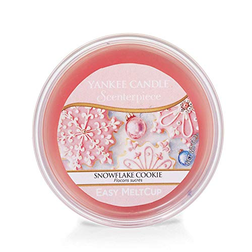 Zoom IMG-3 yankee candle snowflake cookie scenterpiece