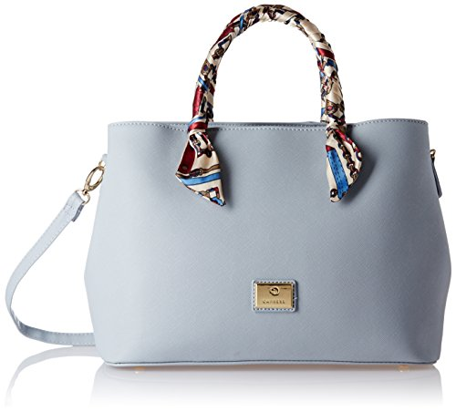 Caprese Joleen Women\'s Satchel (Light Blue)