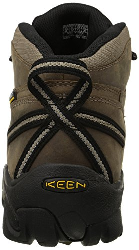 Keen Targhee Ii Mid, Chaussures de Trekking et Randonnée Homme, Braun (Shitake / Brindle), Taille Unique brown