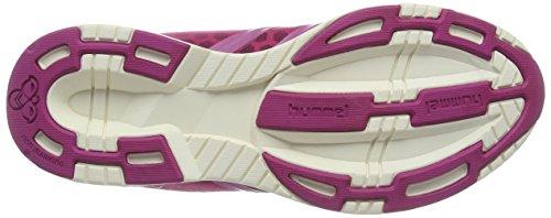 Hummel Hummel Trainstar, Chaussures indoor femme Rose - Pink (Rose Violet 3502)