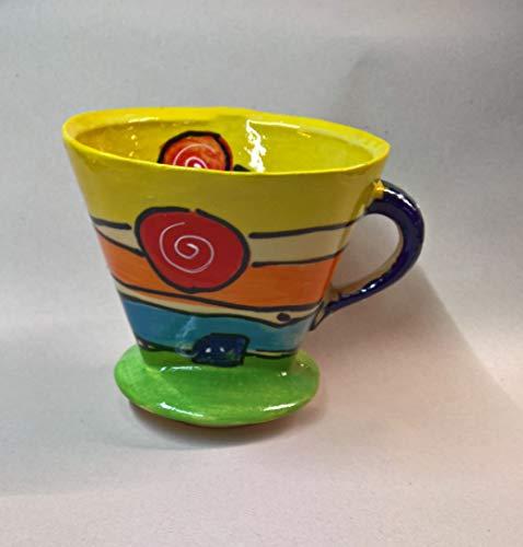 Kaffeefilter Dauerfilter Keramik Gr. 1-4 in crazy